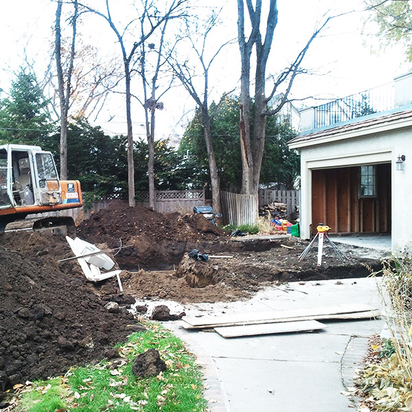 EDINA GARAGE EXPANSION
